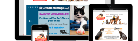 Site Internet – Centre Animalier Shawi-Sud