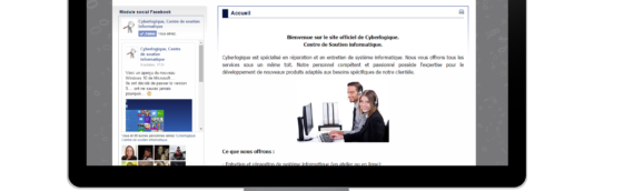 Site Internet – Cyberlogique